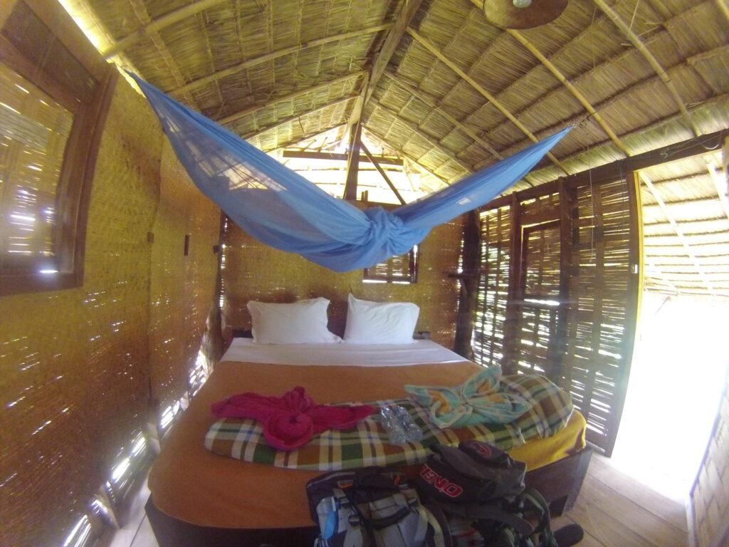 Rural hut