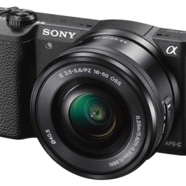 Sony Alpha 5100 – Travel Camera