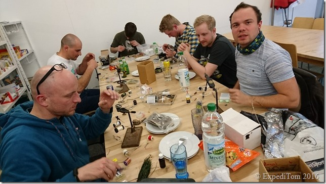 Guide to Fly Tying Meetings in Switzerland
