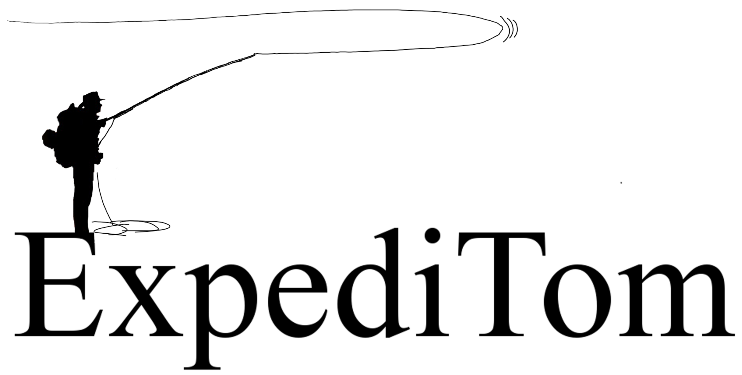 ExpediTom Fly Fishing Logo