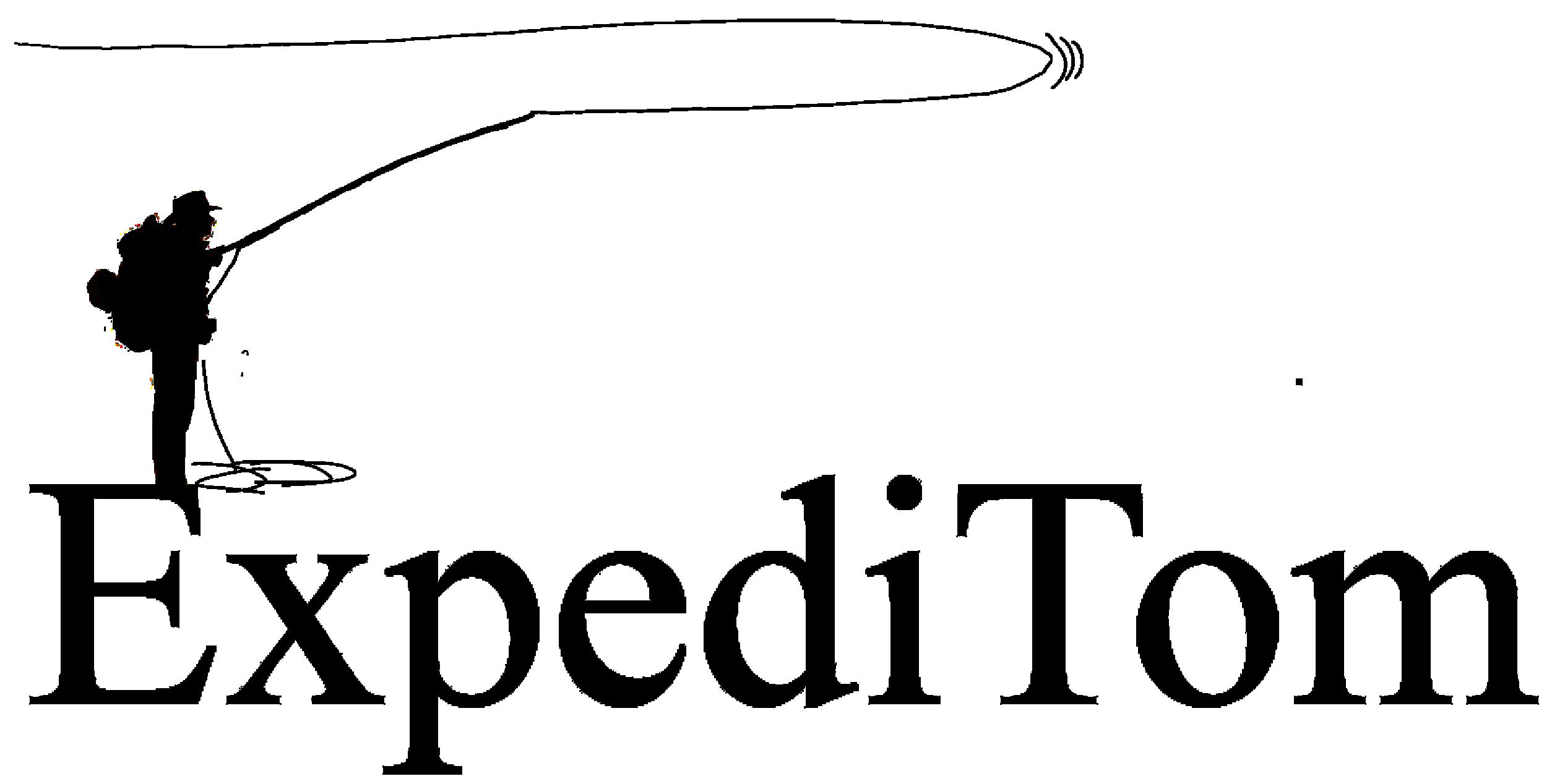 ExpediTom Fly Fishing Logo