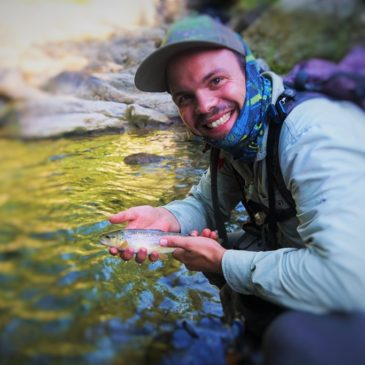 Fly Fishing in the Canton of Vaud