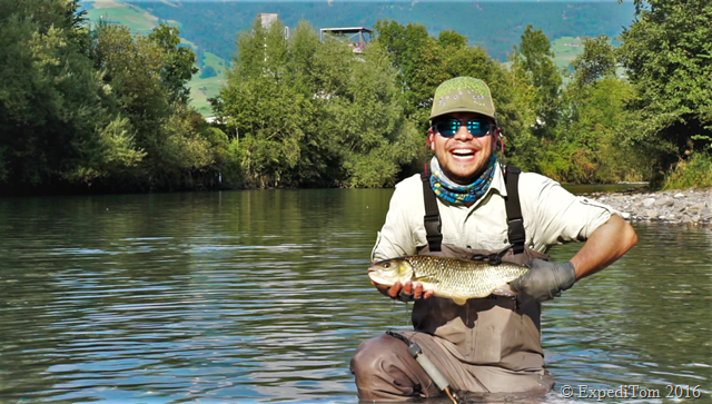 Fly Fishing the Canton of Schwyz2.1