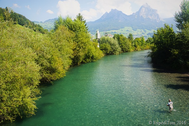 Fly Fishing the Canton of Schwyz2