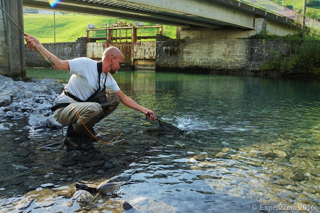 Fly Fishing the Canton of Schwyz4