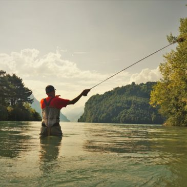 Fly Fishing in the Canton of Schwyz