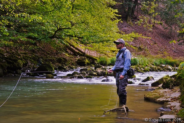 End of Trout Season Trip 2016 17