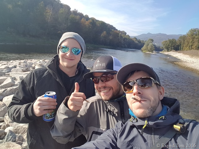 Fly Fishing for Grayling in Switzerland 12