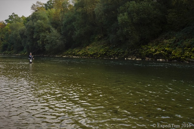 Fly Fishing for Grayling in Switzerland4