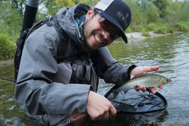 Fly Fishing for Grayling in Switzerland6