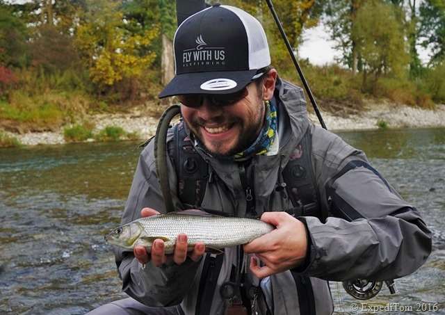 Fly Fishing for Grayling in Switzerland9