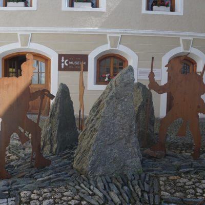 First World War museum in Müstair, CH