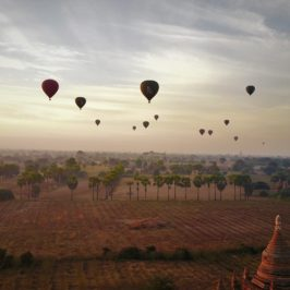 From Mandalay to Bagan, Myanmar