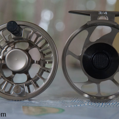 Guidestream fly reel Rise #3-4