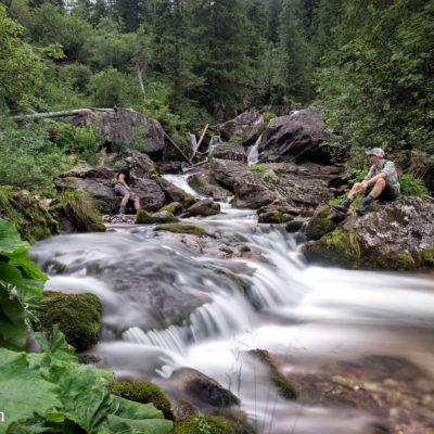 Mesmerizing cascades